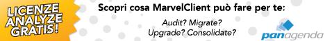 licenze MarevelClient Analyze gratis!